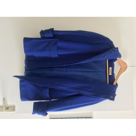 Manteau NAF NAF Bleu, bleu marine, bleu turquoise
