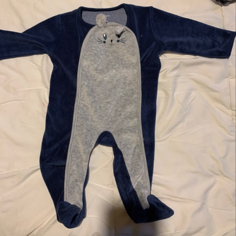 Pyjama PAT ET RIPATON Bleu, bleu marine, bleu turquoise