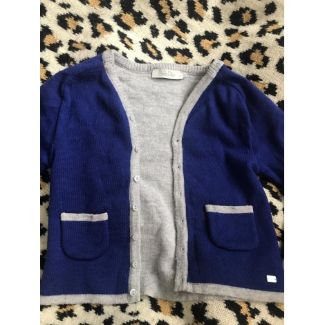Vest, Cardigan BABY DIOR Blue, navy, turquoise