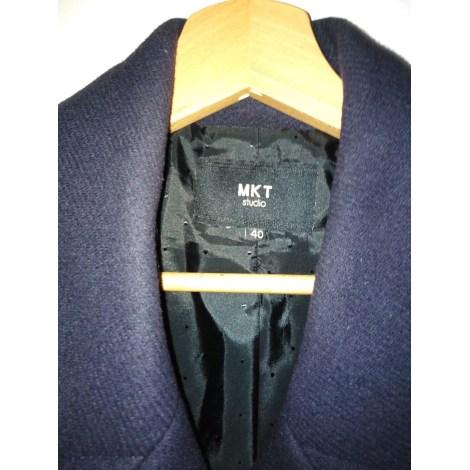 Caban MKT Bleu, bleu marine, bleu turquoise