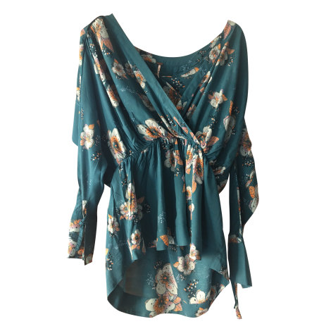 Robe courte FREE PEOPLE Multicouleur