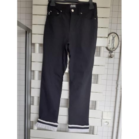 Jeans droit GIANFRANCO FERRE Noir