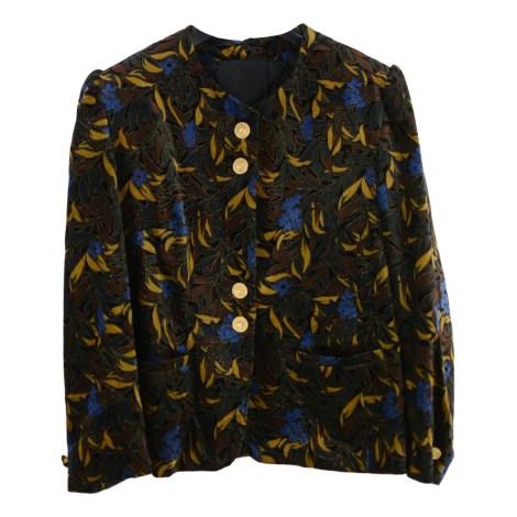 Blazer, veste tailleur PETER HAHN Multicouleur