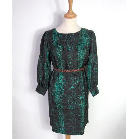 Robe mi-longue MANOUSH Vert
