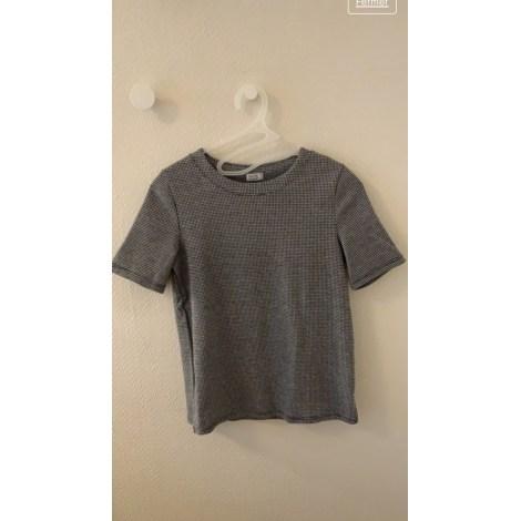 Top, tee-shirt PIMKIE Argenté, acier