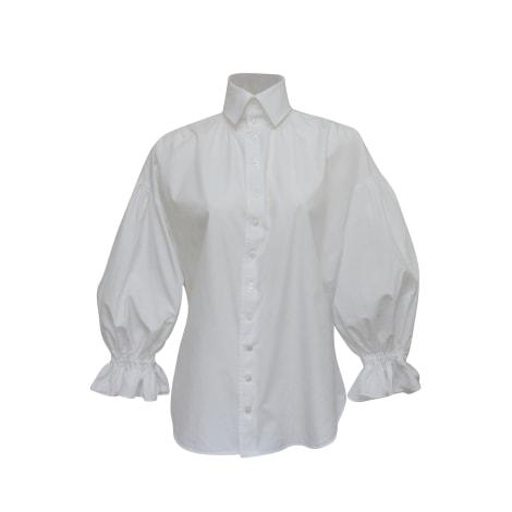 Chemise RALPH LAUREN Blanc, blanc cassé, écru