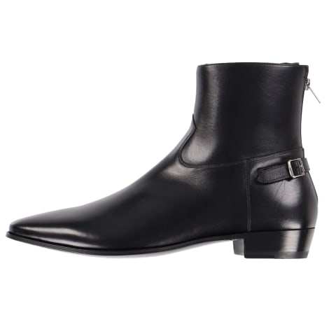 Boots CÉLINE Jacno Black