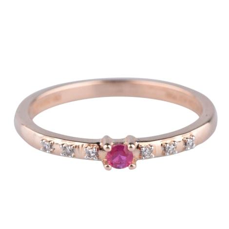 Ring MAUBOUSSIN Pink,  altrosa
