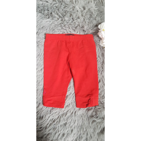 Pantalon CATIMINI Rouge, bordeaux