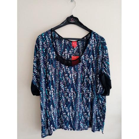 Top, tee-shirt MISS CAPTAIN Bleu, bleu marine, bleu turquoise