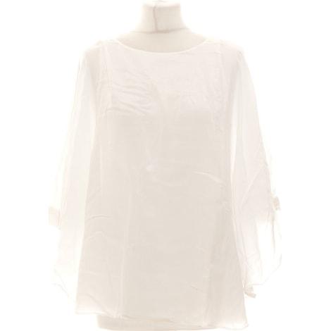 Blouse SUD EXPRESS Blanc, blanc cassé, écru