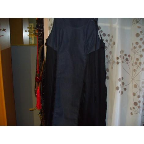 Robe mi-longue G  STAR Gris, anthracite