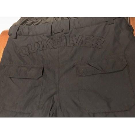 Pantalon de ski QUIKSILVER Noir