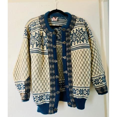 Gilet, cardigan DALE OF NORWAY Bleu, bleu marine, bleu turquoise