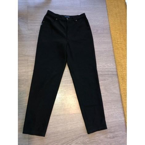 Pantalon carotte OBER Noir