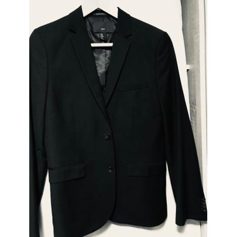 Veste de costume H&M Noir