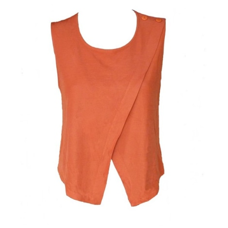 Top, tee-shirt MADO MARCEL Orange