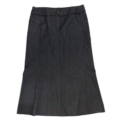 Skirt Suit ALAIN MANOUKIAN Blue, navy, turquoise