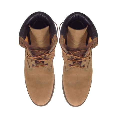 Stiefeletten, Ankle Boots TIMBERLAND Beige