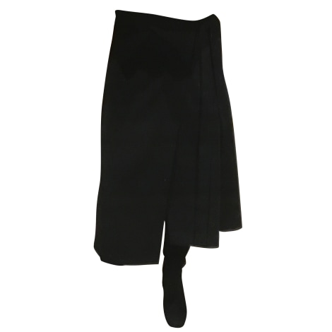 Jupe mi-longue MAJE Noir