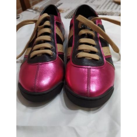 Chaussures à lacets  LOUIS VUITTON Multicouleur