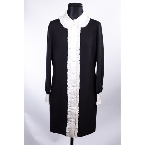 Robe courte GUCCI Noir