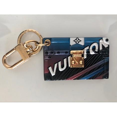 Porte-clés LOUIS VUITTON Multicouleur