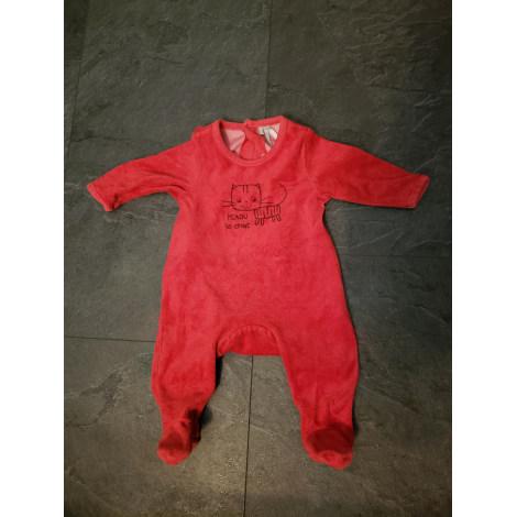 Pyjama ORCHESTRA Rouge, bordeaux