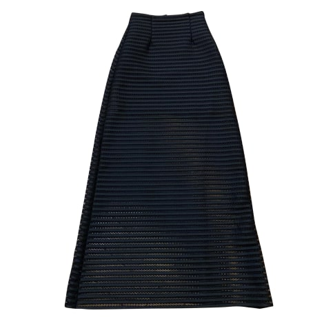 Jupe longue MAJE Noir