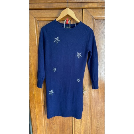 Robe ZADIG & VOLTAIRE Bleu, bleu marine, bleu turquoise