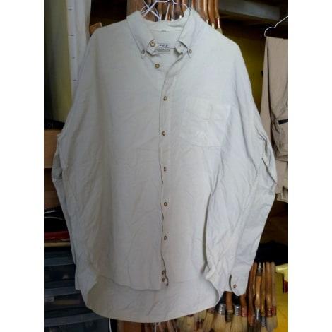 Chemise LA GAVIOTTA Blanc, blanc cassé, écru