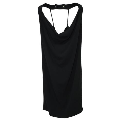 Mini-Kleid CÉLINE Schwarz