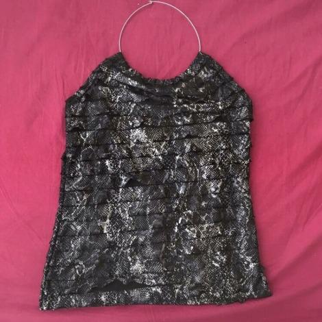 Top, tee-shirt NO EXCUSE Noir