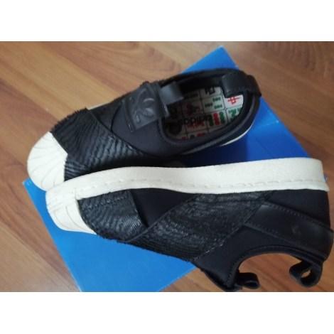 Sneakers ADIDAS Superstar Schwarz