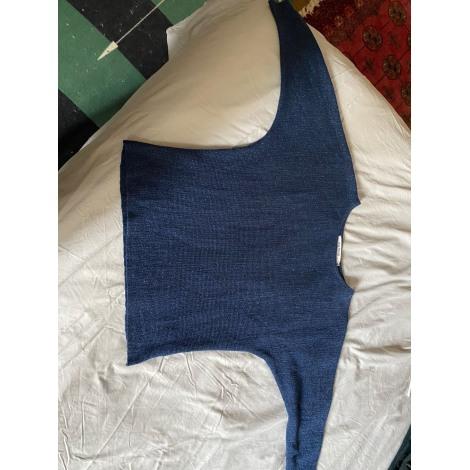 Pull NICE THINGS Bleu, bleu marine, bleu turquoise
