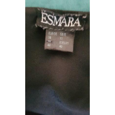 Tunique ESMARA Noir