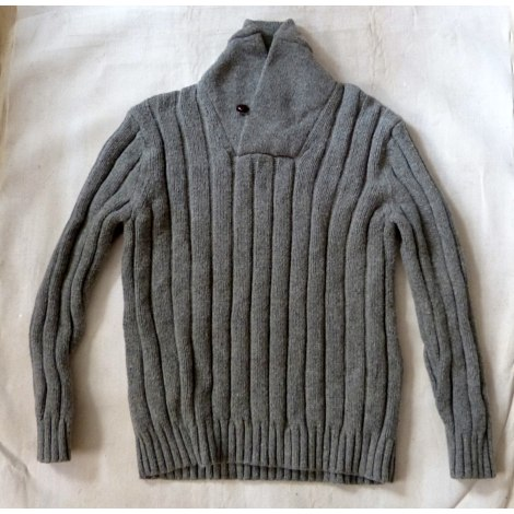 Pull LANDS' END Gris, anthracite