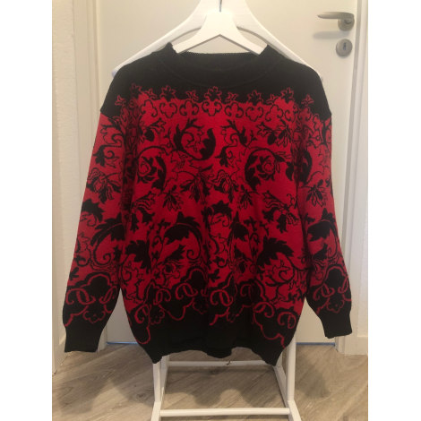 Pull LIDREY PARIS Rouge, bordeaux
