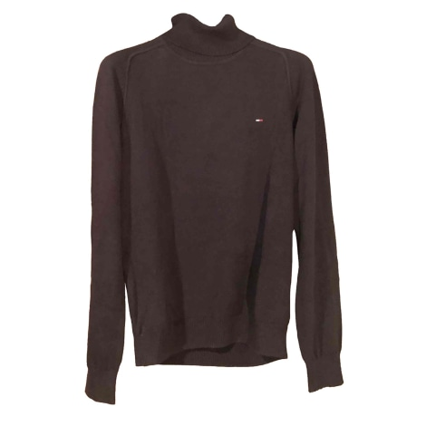 Sweat TOMMY HILFIGER Noir