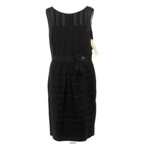 Midi Dress ALAIN MANOUKIAN Black