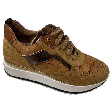 Sports Sneakers ALVIERO MARTINI Cuoio