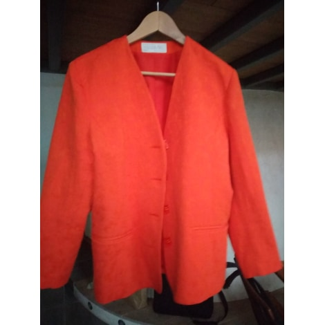 Blazer, veste tailleur MARQUE INCONNUE Orange