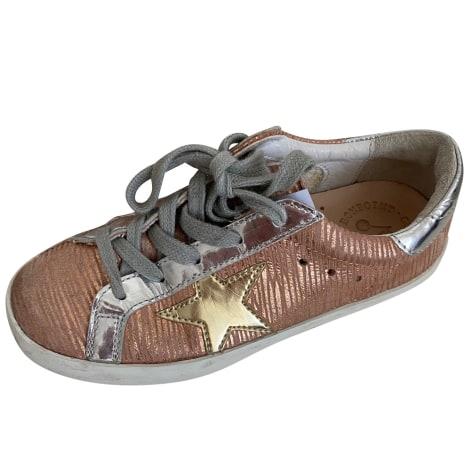 Sneakers GOLDEN GOOSE Pink,  altrosa