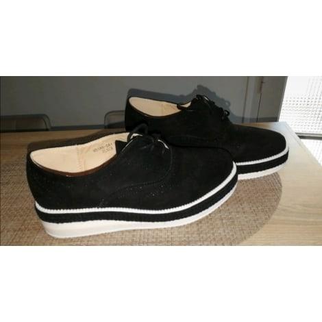 Chaussures à lacets  NIO NIO Noir