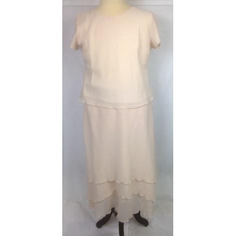 Tailleur jupe MILANO Blanc, blanc cassé, écru