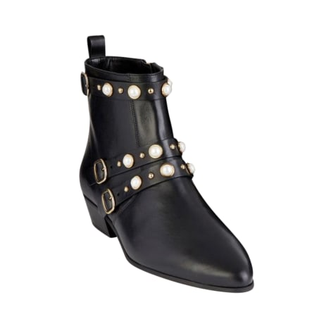 Bottines & low boots à talons CLAUDIE PIERLOT Noir
