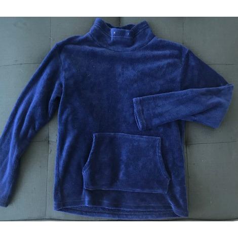 Polaire TEX Bleu, bleu marine, bleu turquoise