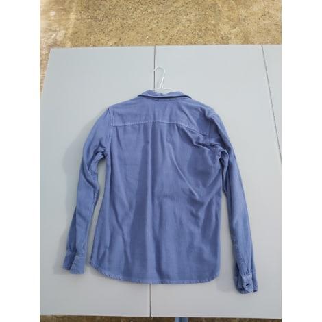 Chemise QUIKSILVER Bleu, bleu marine, bleu turquoise