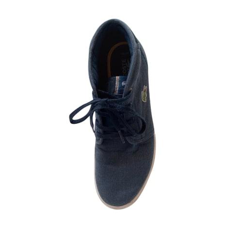Chaussures à lacets LACOSTE Bleu, bleu marine, bleu turquoise
