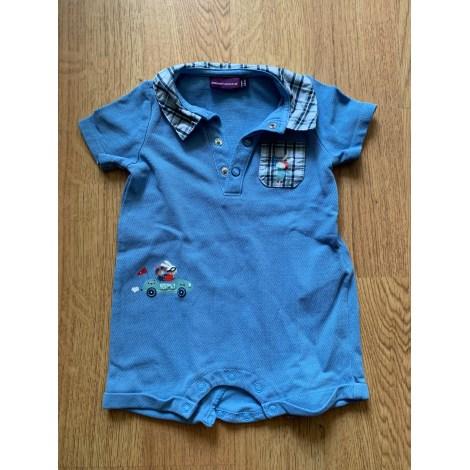 Ensemble & Combinaison short SERGENT MAJOR Bleu, bleu marine, bleu turquoise